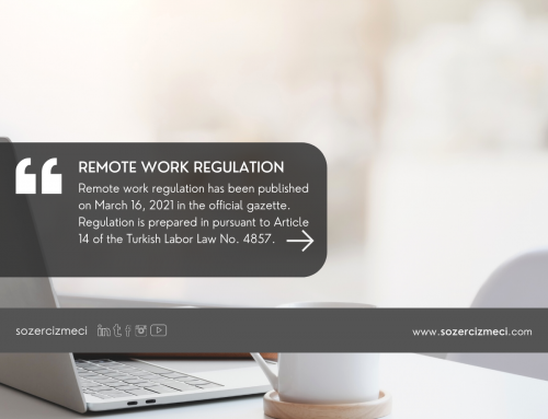 REMOTE WORK REGULATION